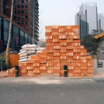 Bricks, Beijing, 2008 © Claude Baechtold & Riverboom