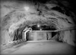 Federal Council's reduit bunker (BAR 32114, photographer Steiger) © Swiss Federal Archives, Bern
