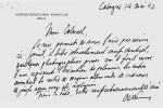 Translation of dispatch from R. von Weiss (BAR E 27/9564) © Swiss Federal Archive, Bern