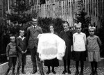 Baptism, 1921 (Malters, Canton Lucerne) © Josef Burri